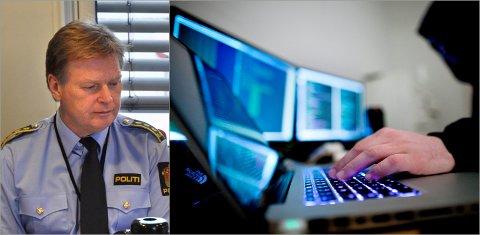 STRENGT: Politiinspektør og juridisk rådgiver i Innlandet politidistrikt Kjell Kristian Ukkelberg sier det er strenge vurderinger som legges til grunn før politiansatte får tilgang til personopplysninger.