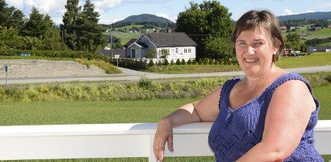 MEST BRUKT: Anne Inger Kristiansen er en av ti personer i Gran kommune som har etternavnet Kristiansen. For Hadeland samlet, er det Johansen som er mest brukt.