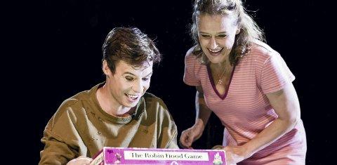 NOMINERT: Teater Innlandets «Jeg er Robin Hood» er nominert til Musikkteaterprisen. Den deles ut 3. april på Chat Noir i Oslo. Foto: Teater Innlandet