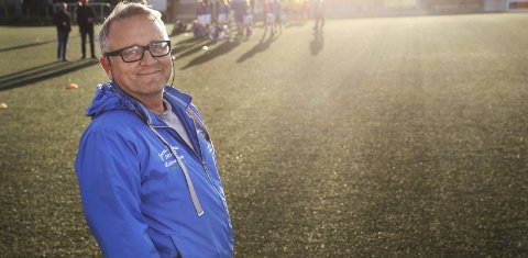 Ildsjel: Odd Egil Eikje er familiekoordinator men også en ildsjel i idretten.  Arkivfoto: Grethe Nygaard
