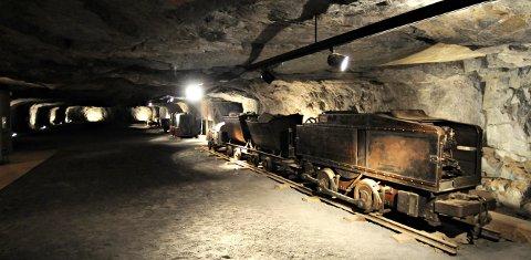 KONGENS GRUVE: Gruvedriften i Kongsberg har hatt mye å si for utviklingen av tunnelbygging i Norge, mener forfatter Dag H. Nestegard.