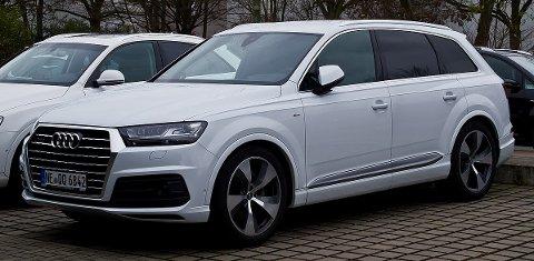 TILBAKEKALLES: Syv Audi dieselmodeller kalles tilbake av bilprodusenten, melder tysk avis. En av modellene er Q7 (bildet).