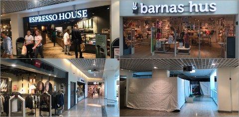 TRAVEL HØST: Mange ombygginger og oppussinger av butikker står for tur i høst på CC Gjøvik.