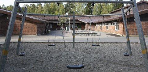 ELEV HER: Eleven som har fått påvist smittsom hjernehinnebetennelse, er elev ved Vassbonn skole.