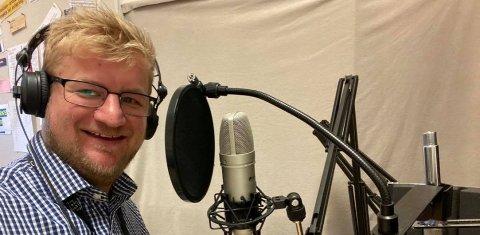 FRA NMBU TIL ÅS KOMMUNE: Morten Nordahl Ellingsen flytter arbeidsplassen noen hundre meter østover når han trer inn i den nyopprettede stillingen som kommunikasjonssjef i Ås kommune.