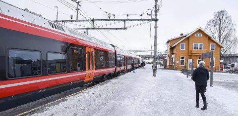 Nasjonal transportplan inneholder ikke noen konkrete formuleringer om Brumunddal. Arkiv