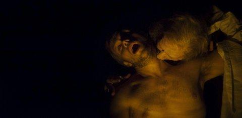 Grøss og gru: Dracula er på vei til Hole og Hønefoss. Foto: Brageteatret