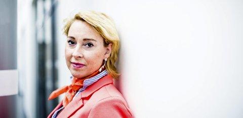 Lise Askviks politiske engasjement begynte da hun selv var kreftpasient. Nå satser den tidligere pasienten på politikk.Foto: Tom Gustavsen