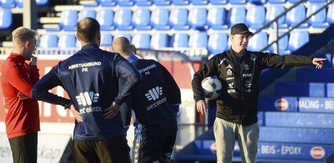 Andreas Rødsand går fra å være trener til kun å bli spiller.