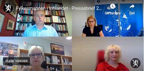 Apellen ble presentert på en pressebrief den 25. juni, der også fire ordførere fra Innlandet deltok.