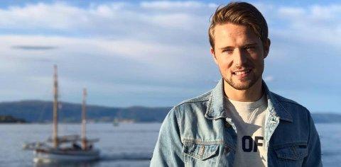 BESTEMTE SEG PÅ SEKUNDET: Alexander Sætre bor i Oslo og melder melder nå overgang til AO. Han gleder seg til å lage avisa Oslo fortjener.