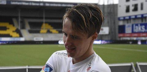Tøff nøtt: Richard Halvorsen og Junkeren får en krevende oppgave når de får besøk av Bodø/Glimt 2 i sesongens siste hjemmekamp.