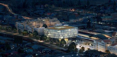 LPO arkitekter/Grindaker landskapsarkitekters forslag gikk seirende ut med sitt forslag om hvordan fremtidens vestside skal se ut. Klikk på bildet for å bla i skissene.