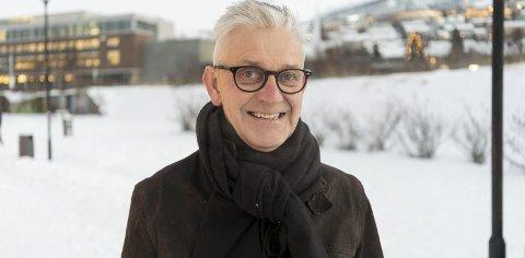 Fikk MDG til Narvik: Det var hans idé og landsstyret slo til. Nå er MDG på plass i Narvik.