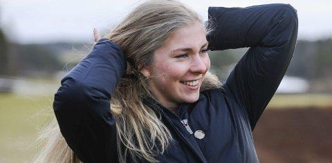 Lisa Ulven er tatt ut til prestisjetunge Young Riders Academy.