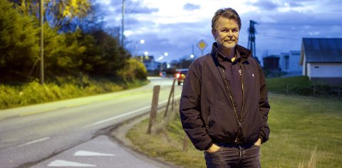 REAGERER: Ståle Landaas, leder i Skudeneshavn Næringsforening. Arkivfoto: Jogeir Bigset