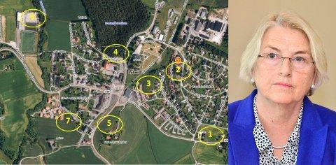 Rådmann Siri Hovde anbefaler å bygge ny barnehage på eksisterende tomt på Løken.