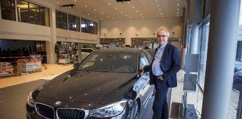 Stor virksomhet: – Engasjement i alle ledd er noe av suksessfaktoren for Arvid Sulland og Sulland-konsernet. Arkivbilde
