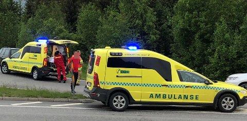 UHELDIG INNBLANDING: En ansatt ved sykehuset på Lillehammer vil ha fylkeslegens vurdering etter at divisjonsdirektøren beordret omdirigering av pasienter uten av sykehuset var fullt og avdelingens ledere var varslet. Arkivbilde
