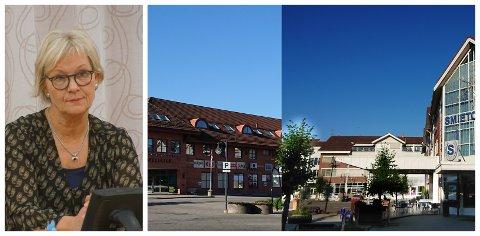 STENGER IKKE: Gran kommune og ordfører Randi Eek Thorsen har besluttet å ikke følge de statlige påleggene Lunner fikk i helga.