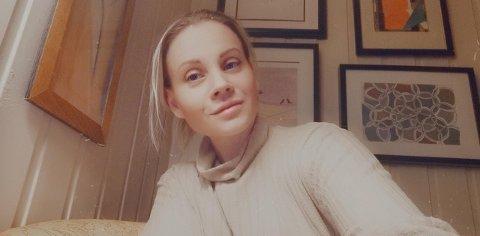 INSTAGRAM -TREND: Rikke Chapman er en av mange som kommenterte Instagrambilde til Kristin Gjelsvik.