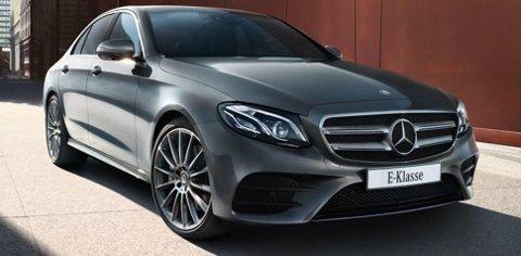 I følge ADAC slipper Mercedes E220d ut mindre CO2 enn Tesla Model X hvis vi ser på hele livsløpet til modellene.