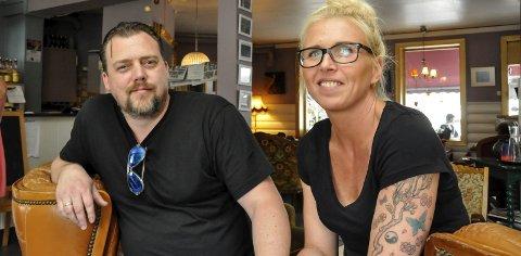 Felicia: Tone og Adam Wentland driver Felicia kafé på Pusetorget. De stortrives i jobben, men i likhet med andre sliter de ofte med å få endene til å møtes.