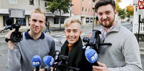 Direkte: ANtv sender direkte fra City Nord og Black Friday.Foto: Hans Trygve Holm