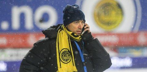 Håvard Sakariassen har kontroll på det meste i Bodø/Glimt, og har ordet to treningskamper. Foto: Bjørn Erik Olsen