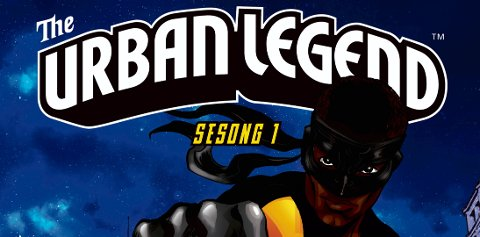INTERNASJONAL APPELL: «The Urban Legend» har blitt en stor suksess i USA, noe som aldri tidligere har skjedd med en norsk tegneserie. Foto: Fra serien «The Urban Legend»