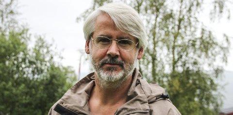 HØYT OPPE: Halvard Klevmark fra Lunner ligger foreløpig an til andreplass på MDG Opplands liste foran neste valg.ARKIVFOTO