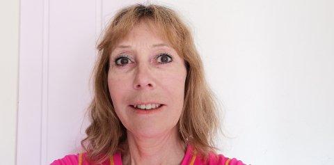 Kari Hanne har bodd på Hadeland i over 30 år og trives godt.