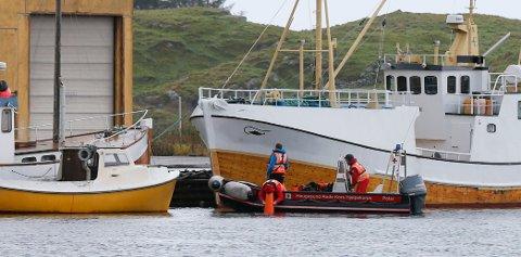 Røde Kors går gjennom øya en gang til i håp om å finne noe mer forteller politiet.