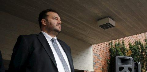 TAPAR 50 MILLIONAR: - Berre Ullensvang kommune taper 50 millionar i året dersom Lyse/Hydro får igjennom søknaden sin, slik dei har skreve han, seier ordførar Roald Aga Haug.