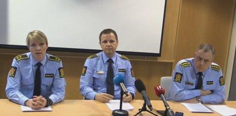 – Det var veldig godt å se resultater i disse sakene som omhandler de aller mest sårbare i vårt samfunn, nemlig barna, forteller leder for felles enhet for etterretning i Finnmark politidistrikt, sier Svein Erling Mikalsen.