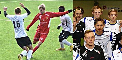 Vetle Andersen har hatt en god sesong for Hauerseter i 2016. Det endte med en plass i Kampen om Romerike.