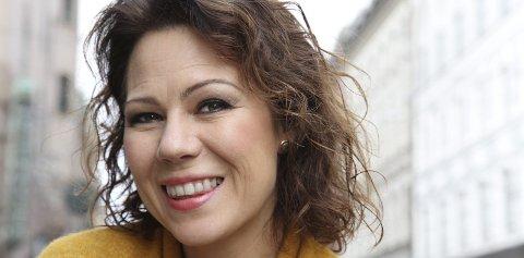 TRINE I FJØSET: Trine Rein kommer til Svensefjøset neste fredag for å gi en nær og intim konsert. Foto: Gitte Johannessen / NTB