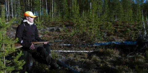 STARTVANSKER: Det kan være utfordrende å komme i gang med jakt for de som ikke kommer fra et jegermiljø. Foto: iStock