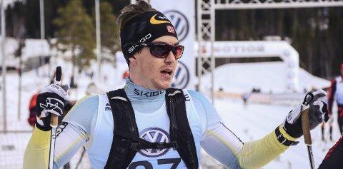 KARRIEREBESTE: Vetle Thyli ble nummer FEM i Ski Classics-løpet Kaiser Maximillian Lauf lørdag.Arkivbilde