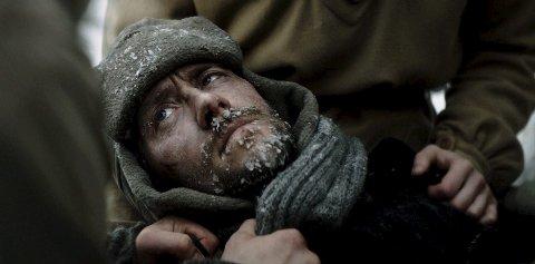 Trekker: Thomas Gullestad som Jan Baalsrud i «Den 12. mann» trekker folk til Gjøvik kino. arkivbilde