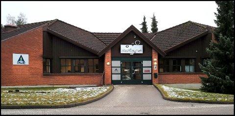 TIL SALGS: Metra Næringsmegling har fått i oppdrag å selge eiendommen i Yvenveien 17. Prisantydning er 25 millioner kroner.