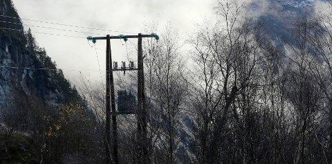 For hele landet hadde februar måned historisk lave gjennomsnittlige strømpriser.