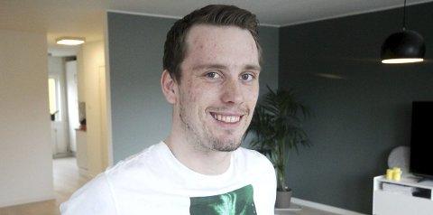 Stor sjanse: Ulrik Roland Pedersen imponerer bak rattet og har en kjempesjanse til å utvikle seg innen sin sport.