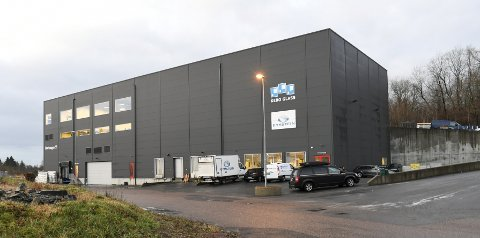 Arbeidsuhellet skjedde ved Kebo Glass AS i Blomsterdalen.