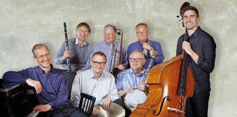 21. juni: Magnolia jazzband starter sommerens underholdning i kirkene på Hvaler.