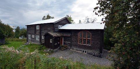 Fortidsminneforeningen i Norge har kjøpt kunstnerhjemmet Jorderik. De skal istandsette stedet , med hjelp fra private sponsorer.