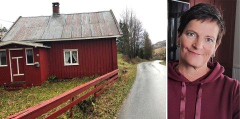 KJEDELIG: Margaret Frøisli synes det er respektløst at folk bryter seg inn på andres eiendom.