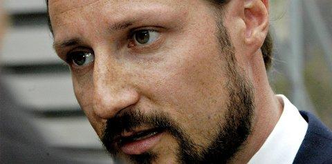 Hyttetur: Kronprins Haakon skal til Uvdal i påsken med familien.