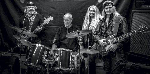 TRØKK OG HUMØR: Tumbletunes holder konsert i regi av bluesklubben lørdag 10. desember.