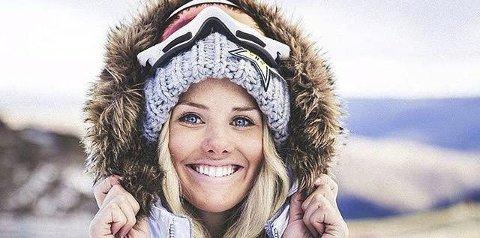 UTSLÅTT: Silje Norendal ble utslått i kvalifisering i verdenscuprennet i slopestyle i Laax i Sveits.foto: privat
